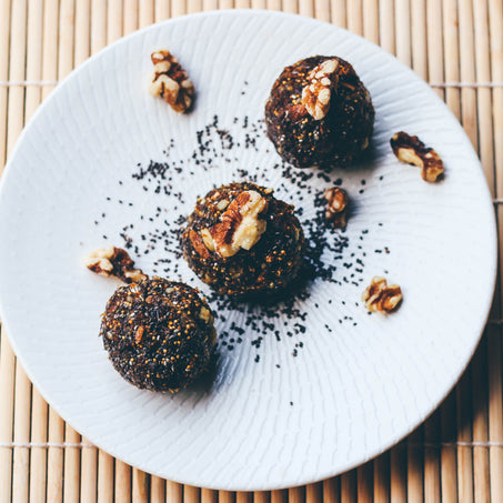 Date + Fig Protein Balls (3)