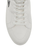 GUESS High Top Penzo White Mens Sneakers front view