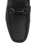 GUESS Matte Alders Mens Loafers front detail view
