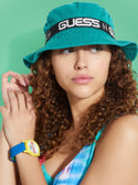GUESS X J BALVIN BUCKET HAT
