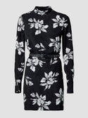 GUESS FLORAL PATTERN DRESS image