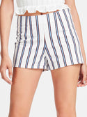 KAIRI HIGH RISE STRIPE SHORT