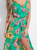 GUESS FLORAL ROMPER image