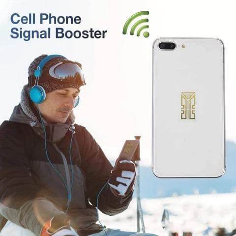 Phone Signal Enhancement Sticker