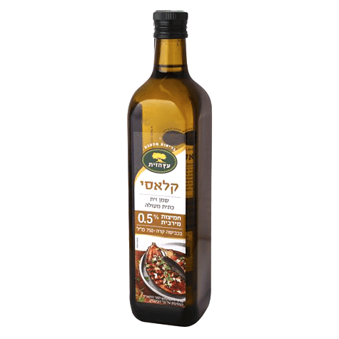 "OLIVE TREE - ""Classic"" Extra Virgin Olive Oil 750ml - Israel Export Market (4522929913969)"