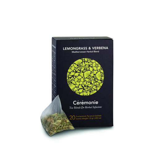 Ceremonie - Lemongrass & Verbena Local Herbs Infusion Tea - Israel Export Market (4530004263025)