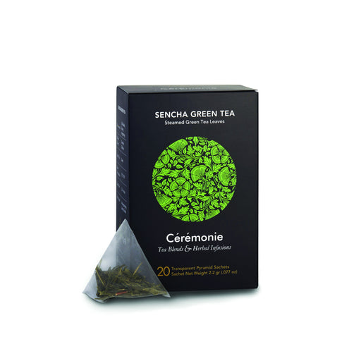 Ceremonie - Sencha Premium Green Tea - Israel Export Market (4529982275697)