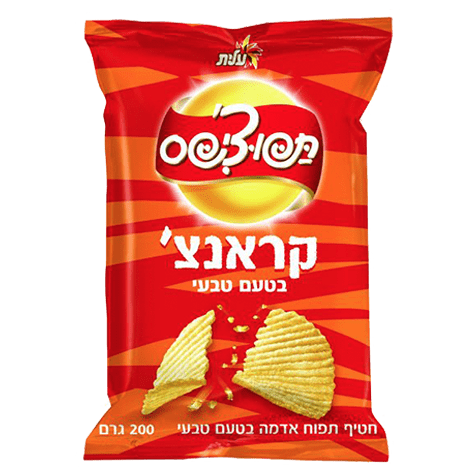 Elite - Tapo-Chips Crunch Snack 200g - Israel Export Market (4521705898097)