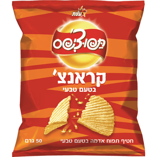 "Tapo Chips ""Crunch"" Classic 50g (4563691339889)"