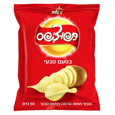 Elite - Tapo-Chips Snack 50g - Israel Export Market (4521702981745)