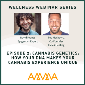 Ep 2: Cannabis Genetics - How Your DNA Makes Your Cannabis Experience Unique