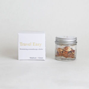 """Travel Easy"" Aromatherapy Inhaler"