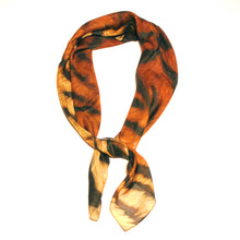 Load image into Gallery viewer, Gunny's Tiger Silk Scarf