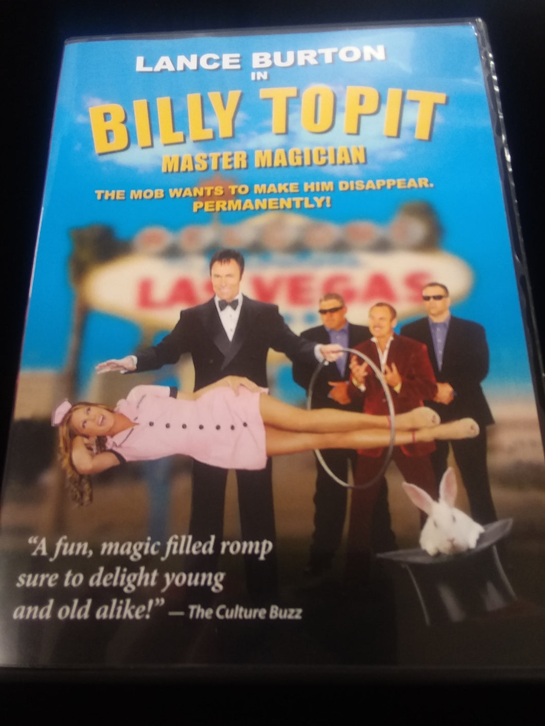 Billy Topit DVD