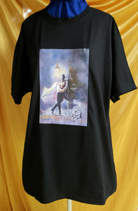 Lance Burton Fan Art T-Shirt