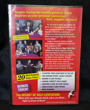 Load image into Gallery viewer, Lance Burton's Magic Made Easy DVD