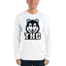 Load image into Gallery viewer, Blue Logo Long sleeve