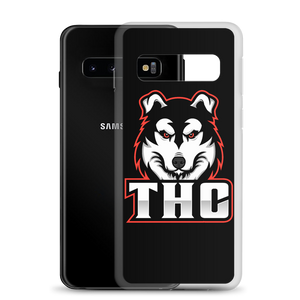 Red Logo Samsung Case