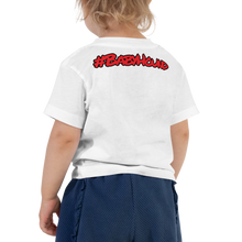 Load image into Gallery viewer, Red Logo Toddler Tee