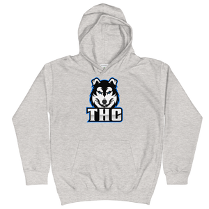 Blue Logo Kids Hoody