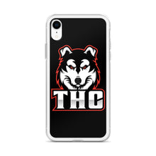 Load image into Gallery viewer, Red Logo iPhone Case