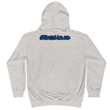 Load image into Gallery viewer, Blue Logo Kids Hoody