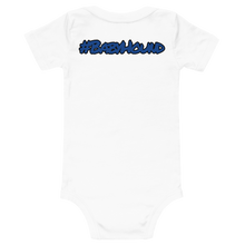 Load image into Gallery viewer, Blue Logo Onesies
