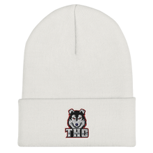 Load image into Gallery viewer, Red Logo Beanie