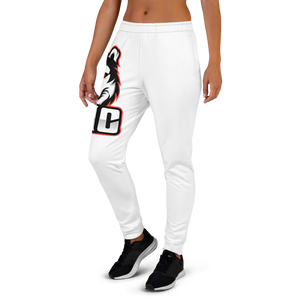 Red Logo Women's Joggers