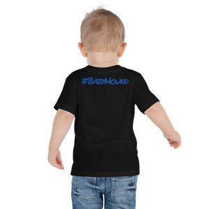 Blue Logo Toddler Tee