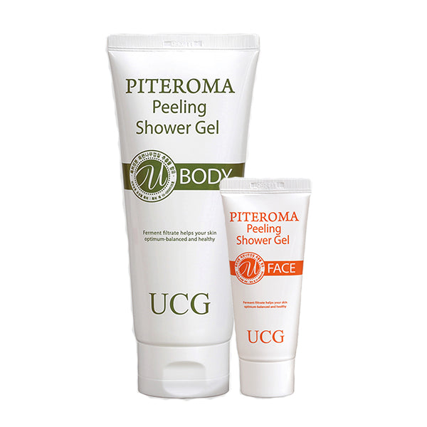 [Event] UCG PITEROMA Peeling Shower Gel (10 pcs)