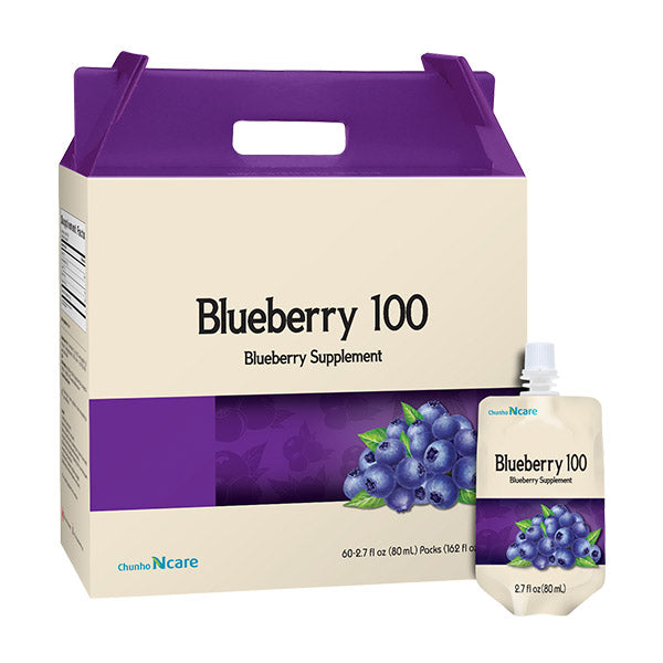 [EVENT] Blueberry 100 Juice