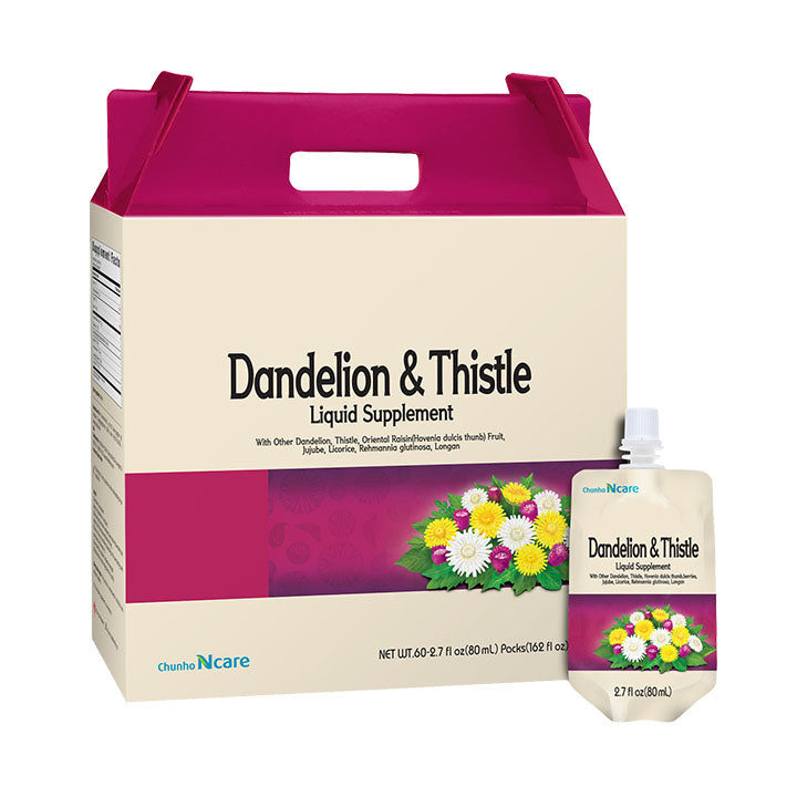 [Event] Dandelion & Thistle Juice