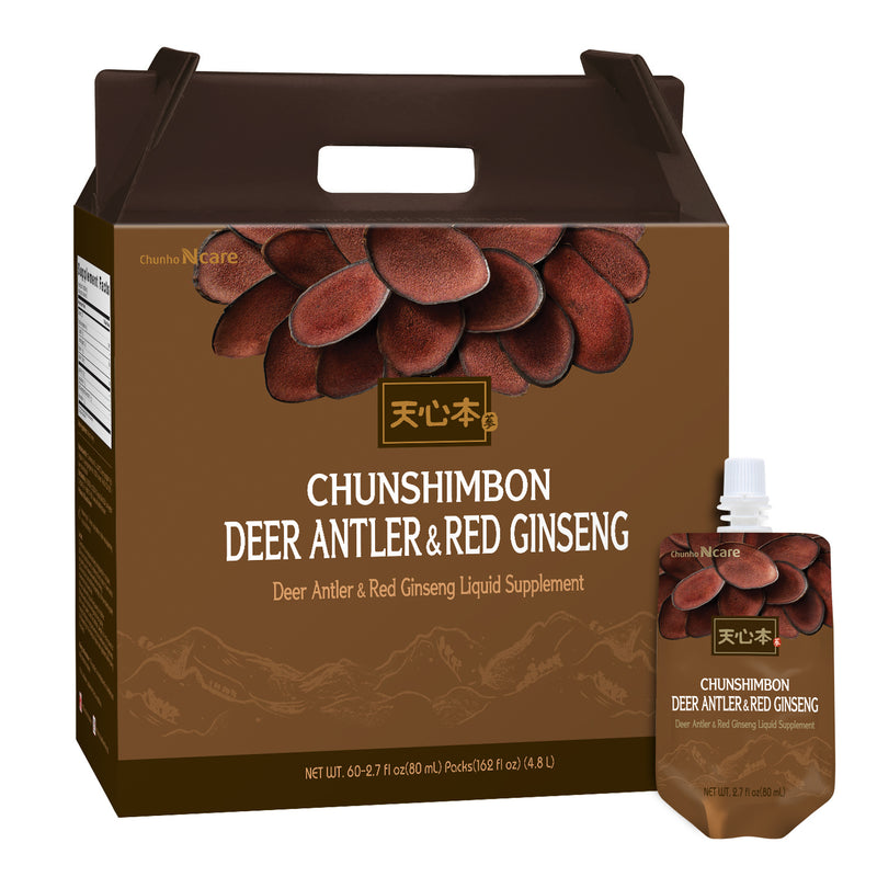 Deer Antler & Red Ginseng