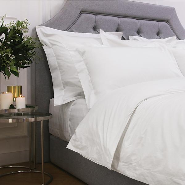 Duvet Cover Set Sopor Collection, Ivory White (TWIN)