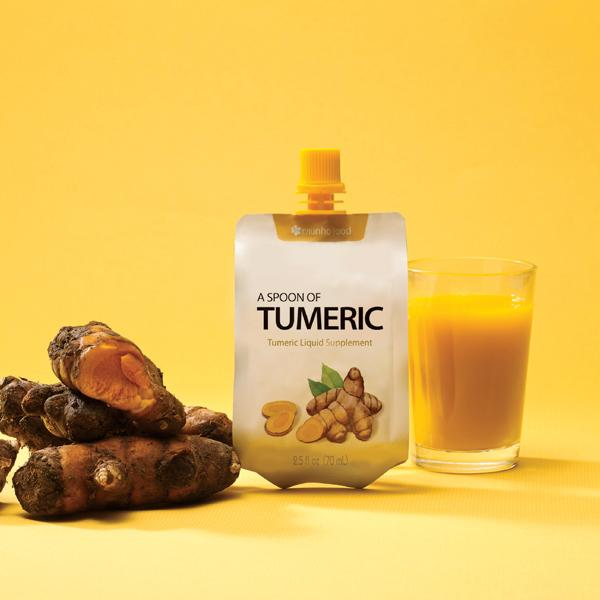 A Spoon of Tumeric Original