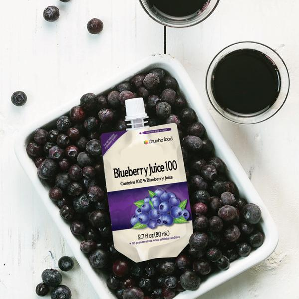 Blueberry 100 Juice
