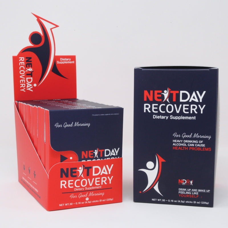 Next Day Recovery Hangover Aid (50Count)