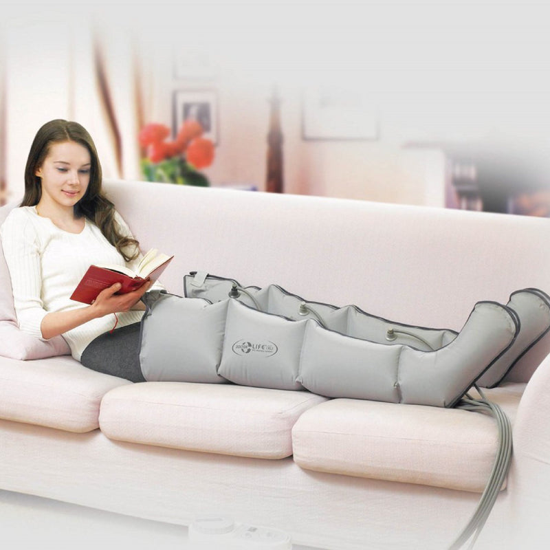 Dr. Life LX7 Air Compression Therapy Foot Massager