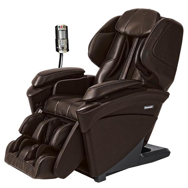 Panasonic MAJ7 Real Pro ULTRA™ Massage Chair (Brown)