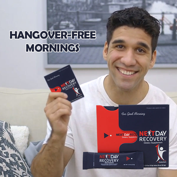 Next Day Recovery Hangover Aid (5 Count)