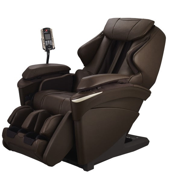 Panasonic EP-MA73 Real Pro ULTRA™ Massage Chair (Brown)