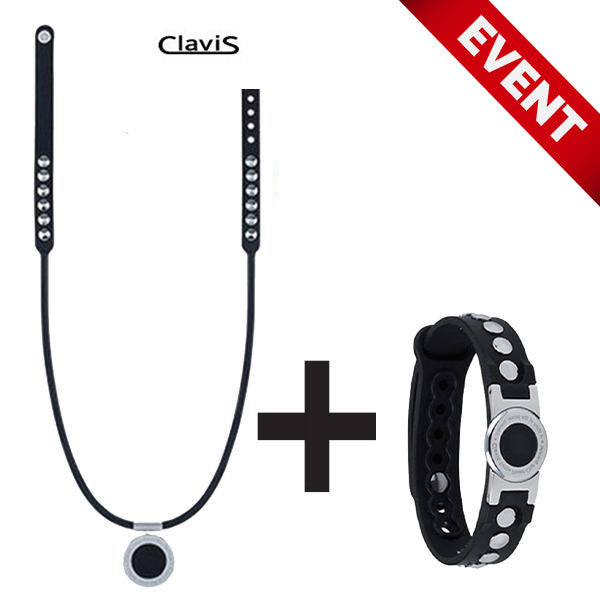 [Event] Clavis Buy 1 Necklace, Get 1 Bracelet FREE