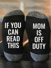 If You Gan Read This Sock