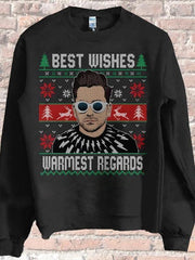 Schitts Christmas Sweatshirt