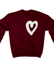 Unisex Heart Schitts Creek Sweatshirt