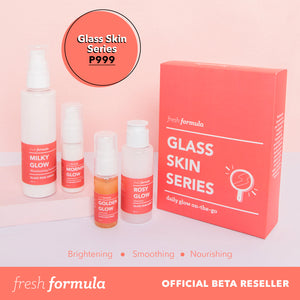 Fresh Formula Glass Skin Series (face set)