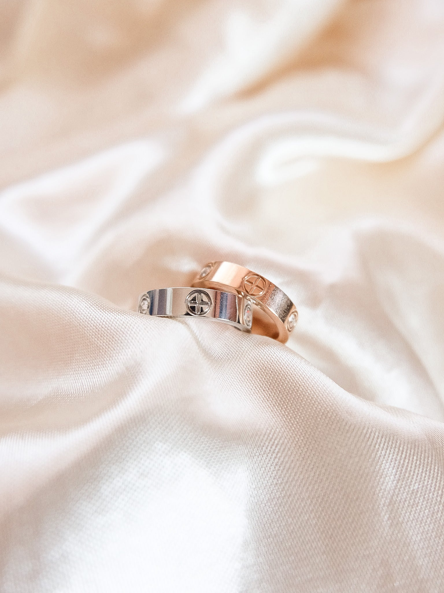 Love Couple Ring