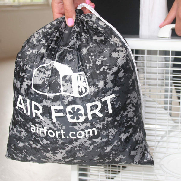 Airfort Digital Camo Print