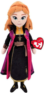 Anna Frozen 2 Plush Doll TY
